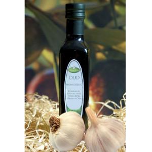 olio-extravergine-oliva-aromatizzato-aglio