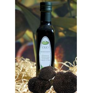 olio-extravergine-oliva-aromatizzato-tartufo
