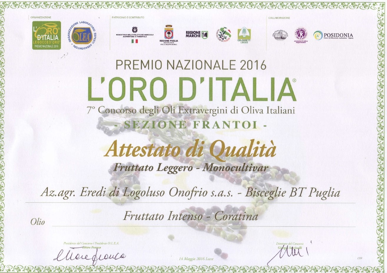 premio-nazionale-oro-italia-olio-logoluso-2016