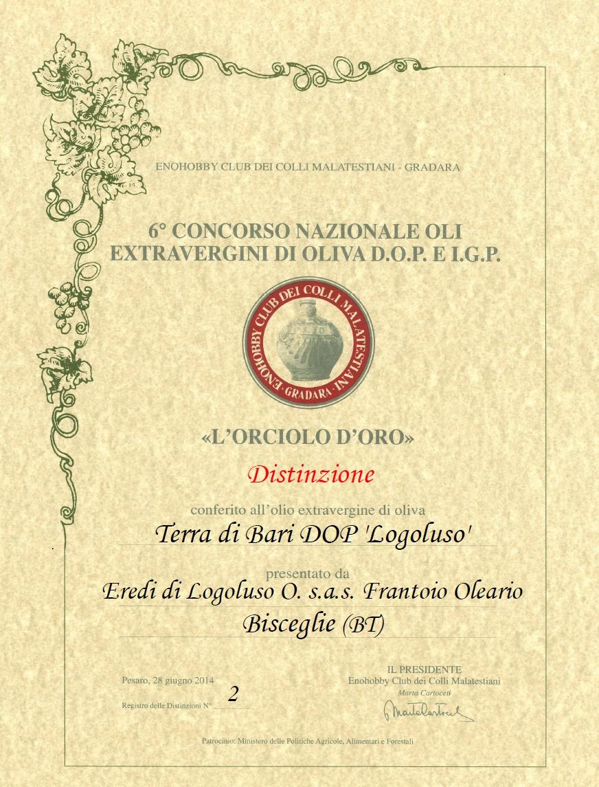 riconoscimenti-olio-logoluso-orciolodoro-2014
